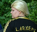 Cosplay-Cover: Larxene [Fußball Version]