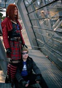 Cosplay-Cover: Natasha !Punk Edition