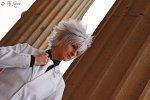 Cosplay-Cover: Byakuran (White Suit)