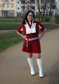 Cosplay-Cover: DATS-Uniform