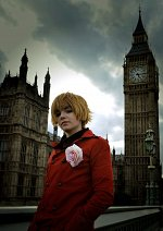 Cosplay-Cover: Arthur Kirkland/England [Artestella]
