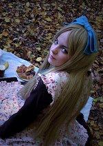 Cosplay-Cover: Natalia Arlovskaya/Belarus (Country version)