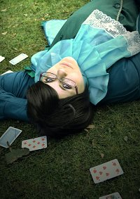 Cosplay-Cover: Roderich Edelstein/Austria ~ Jack of Clubs