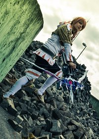 Cosplay-Cover: Serah Farron [White Mage]