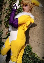 Cosplay-Cover: Renamon