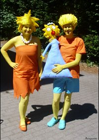 Cosplay-Cover: Bart Simpson