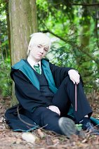 Cosplay-Cover: Draco Lucius Malfoy - Slytherin