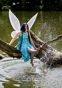 Cosplay-Cover: Silberhauch  [Tinkerbell]