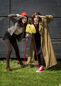 Cosplay-Cover: fem!10th Doctor