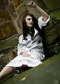 Cosplay-Cover: Bellatrix Lestrange [Askaban Version]