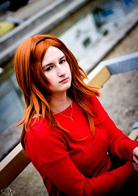 Cosplay-Cover: Amy Pond  (Time of the Angels)