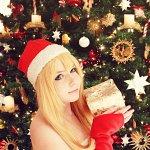 Cosplay: Eli Ayase [Christmas]