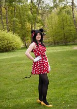 Cosplay-Cover: Minnie Maus