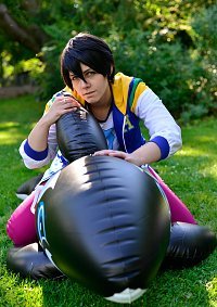 Cosplay-Cover: Haruka Nanase [Ending Club Version]