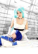 Cosplay-Cover: Miku Hatsune (Cendrillon)