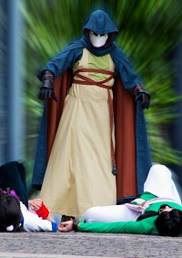 Cosplay-Cover: Wiseman