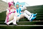 Cosplay-Cover: Cure Marine (Heartcatch PreCure)