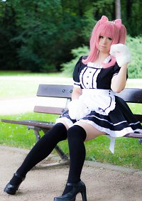 Cosplay-Cover: Miezmi ~ Maid