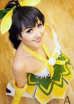 Cosplay-Cover: Hibiki Ganaha (Vital Sunflower)