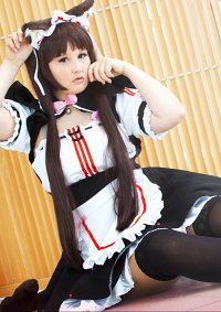 Cosplay-Cover: Chocola (Maid)
