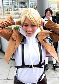 Cosplay-Cover: Annie Leonheart