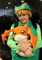 Cosplay-Cover: Takeru (t.k.) Takaischi Digimon Adventure