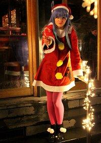 Cosplay-Cover: Tsumiki Miniwa (Weihnachtsversion)