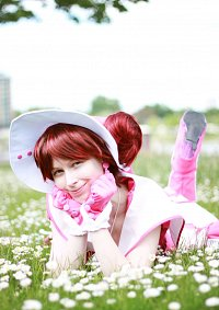Cosplay-Cover: Doremi Harukaze (Dokkan Dress No 2)