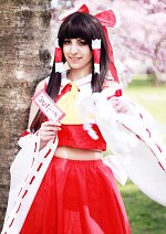 Cosplay-Cover: Hakurei Reimu