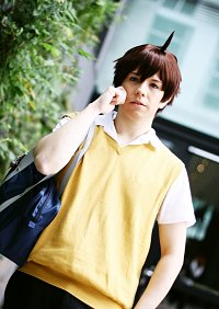 Cosplay-Cover: Togashi Yuuta(Sommeruniform)