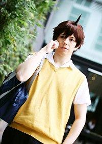 Cosplay-Cover: Togashi Yuuta(Sommeruniform)