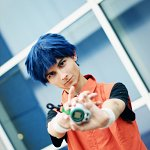 Cosplay: Henry Wong