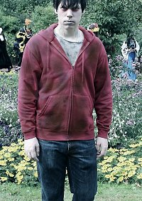 Cosplay-Cover: R (Warm Bodies)
