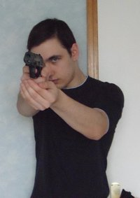 Cosplay-Cover: Detective John Shaw (12 Rounds 3:Lockdown)