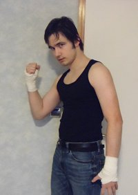 Cosplay-Cover: WWE-Dean Ambrose [Lunatic Fringe]