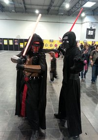 Cosplay-Cover: Star Wars-Kylo Ren