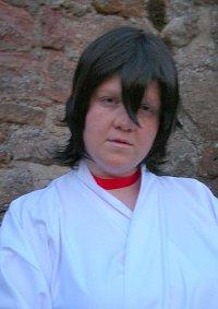 Cosplay-Cover: Kuchiki Rukia (White Prisoner Kimono)