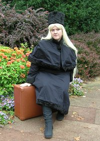 Cosplay-Cover: Maetel