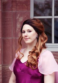 Cosplay-Cover: Hermione Granger [Yule-Ball]