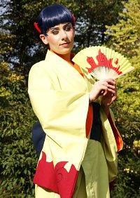 Cosplay-Cover: Hinata Hyuuga [Heroine Kimono]