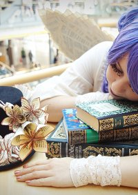 Cosplay-Cover: Book Fairy