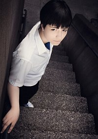 Cosplay-Cover: Shinji Ikari