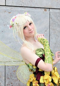 Cosplay-Cover: Tinkerbell Art Nouveau