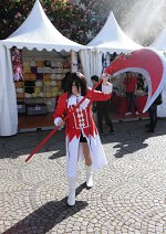 Cosplay-Cover: Alice - Bloodstained Black Rabbit
