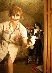 Cosplay-Cover: Joker [Nurse] (The Dark Knight)