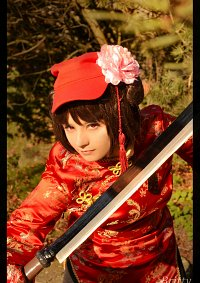 Cosplay-Cover: China - female (Chunyan Wang) ☯ 2P [中国]