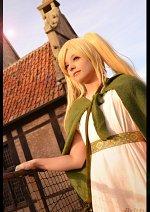 Cosplay-Cover: England - female (Rosa Kirkland) ❁ Chibirisu/Medie