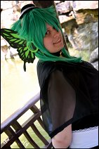 Cosplay-Cover: Gumi / Megpoid [Magnet]