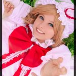 Cosplay: America - female (Emily Jones) ★ Chibimerica/Colon