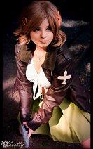 Cosplay-Cover: America - female (Emily Jones) ★ Basic